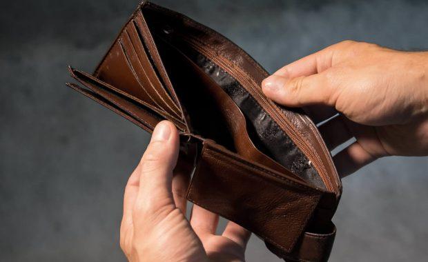 Lost or stolen wallet