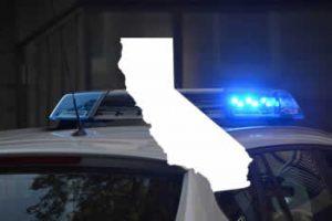 California police records search