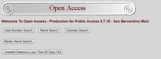 sbcounty court open access - Criminal Data Check - Find Criminal