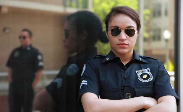 criminal justice degree to become a police officer