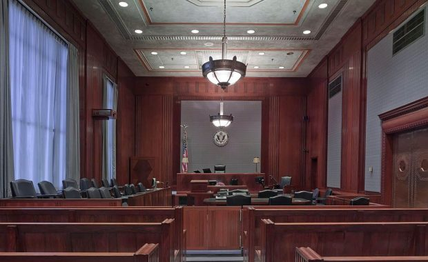 What happens at a criminal trial